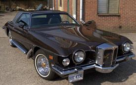 Stutz Blackhawk IV 1976